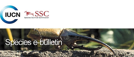 IUCN SSC Species e-bulletin March 2015